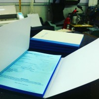 Custom Invoice Book A4